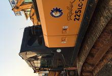 二手现代挖机225LC—7