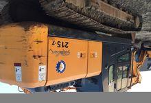 二手现代挖机215—7